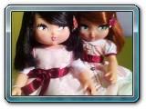 Bonecas Jolie Japonesa e Ruiva