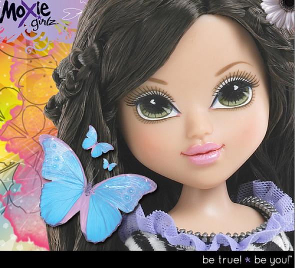 Bonecas Moxie Girlz