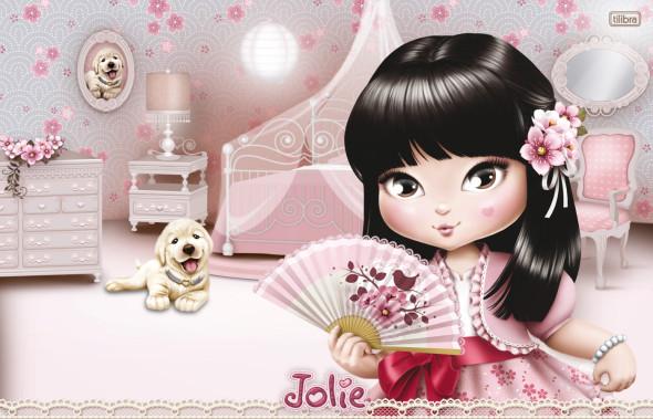 Informações sobre Bonecas Jolie