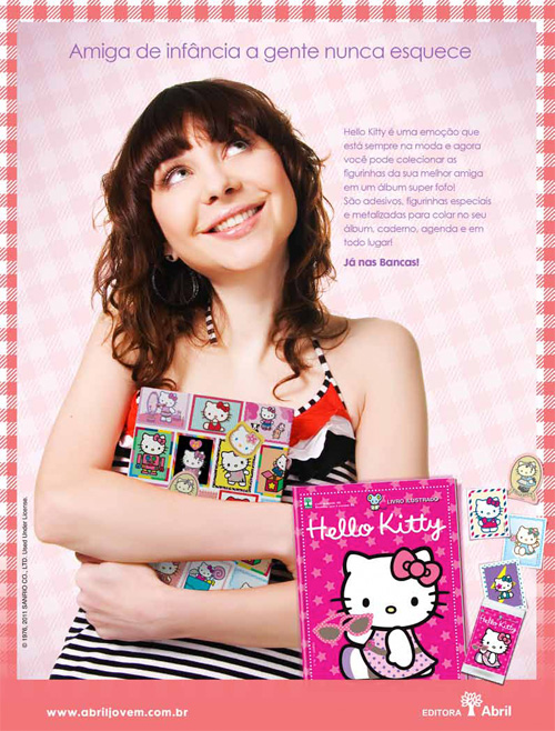 Álbum Hello Kitty