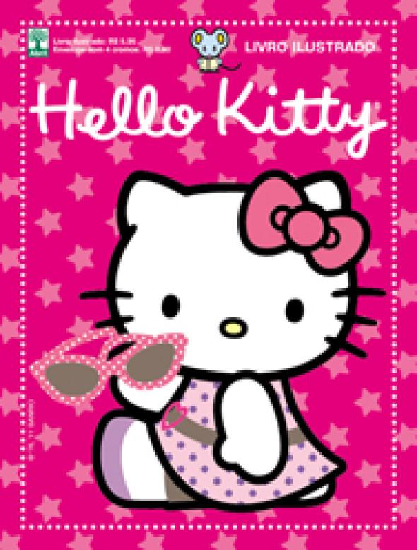 Meu Álbum da Hello Kitty chegou!